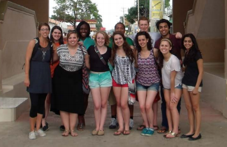 The 2014 University of Virginia service-learning trip explores the Dominican-Haitian border