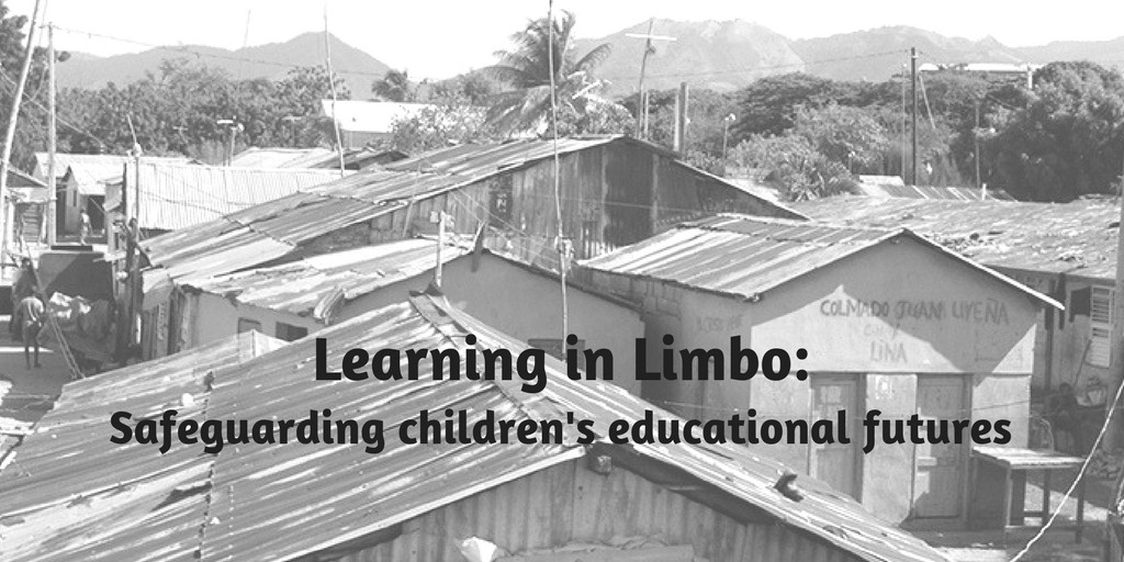 Learning in Limbo_Safeguarding Chidlren's Educational Futures